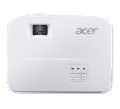 Acer P1250 Top