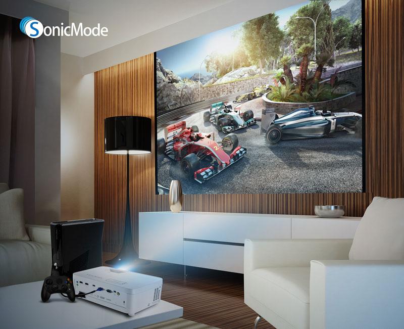 ViewSonic PX706HD Lifestyle