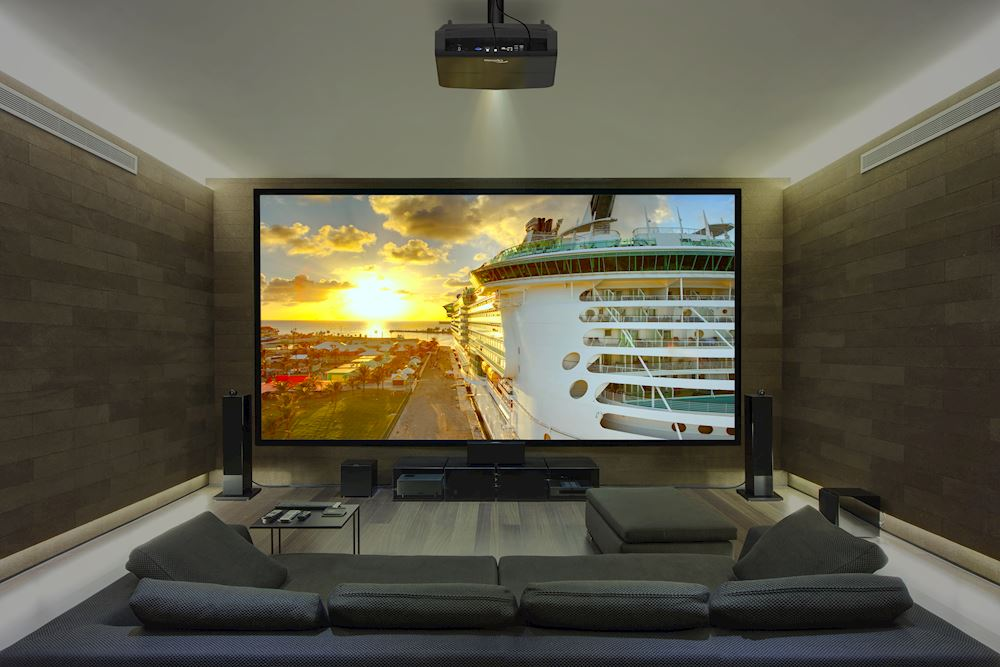 UHZ65 Home Cinema